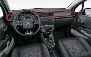 Réserver Citroën C3 (Model 2021)