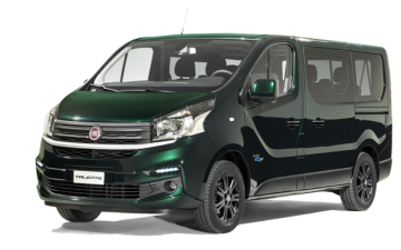 Prenota Fiat Talento long 9 persons (2018-2019)