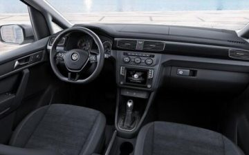 Rent Volkswagen Caddy Maxi Automatic TSI 7 Seater (Model 2019)