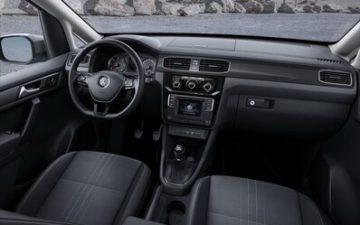 Κράτηση Volkswagen Caddy Maxi TSI 7 Seater (Model 2019)