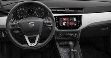 Κράτηση Seat Ibiza Automatic TSI (Model 2021)