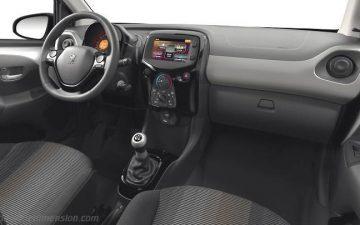 Rent Peugeot 108 (Model 2020)