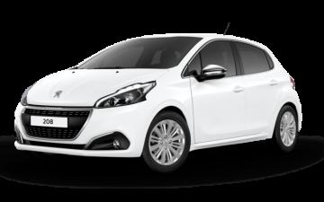 Reserva Peugeot 208 (Model 2019)