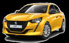 Peugeot 208 (Model 2020)