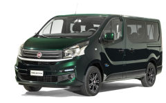 Fiat Talento long 9 persons (2018-2019)