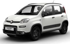 Fiat Panda 4X4 Turbo Diesel Wild (Model 2018)